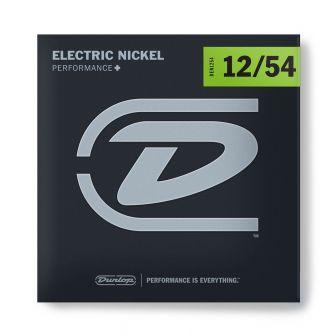 Dunlop Nickel Wound Performance+ DEN1254-kitaran kielet.