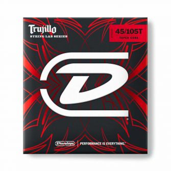 Dunlop Trujillo Basson kielet 45-105T RTT45105T.