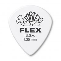 Dunlop Tortex Flex Jazz III 1.35mm -plektra.
