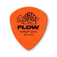 Dunlop Tortex Flow Standard -plektra, 0.60mm.