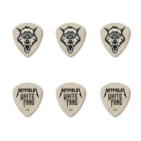 Dunlop 1,00 mm Hetfield's White Fang tinarasia.