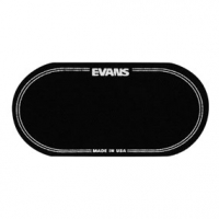 Evans EQPB2 kalvonvahvike tuplapedaalille musta