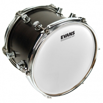"Evans 10"" UV1 Coated"