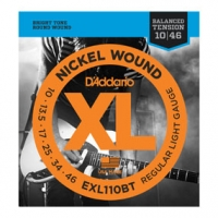 Daddario Balanced Tension010-046 EXL110BT