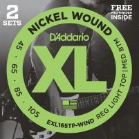 Daddario EXL165TP-WIND Bonus Pack