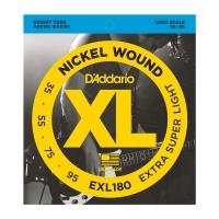 Daddario EXL180 035-095 kielisarja