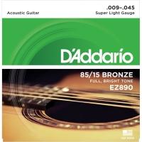 Daddario 009-045 EZ890