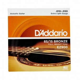 Daddario 010-050 EZ900