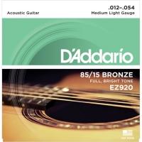 Daddario 012-054 EZ920