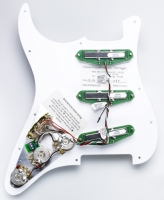 DiMarzio High Power Strat Replacement Pickguard Pre-Wired