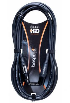 Bespeco Silos HD 3m mikrofonijohto