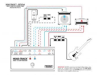Mesa Boogie Head Track