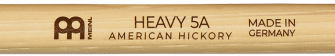 Meinl 5A Heavy Hickory
