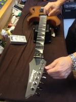 Dunlop NC65 kaulatuki kitaralle