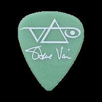 Ibanez Steve Vai -plektra Green, 50kpl.