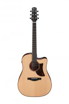Ibanez AAD300CE-LGS elektroakustinen kitara.