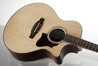 Ibanez AE519NT-kitaran runko.