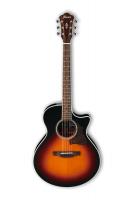 Ibanez AE800-AS kokopuinen akustinen kitara.