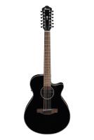 Ibanez AEG5012-BKH 12-kielinen akustinen kitara.