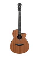 Ibanez AEG7MH-OPN -elektroakustinen kitara.