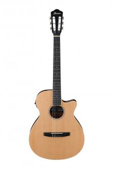 Ibanez AEG7TN-NT elektroakustinen nylon-kielinen kitara.