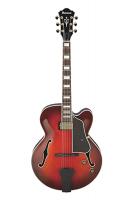Ibanaez Artcore AFJ81-SRD kokoakustinen jazz-kitara.