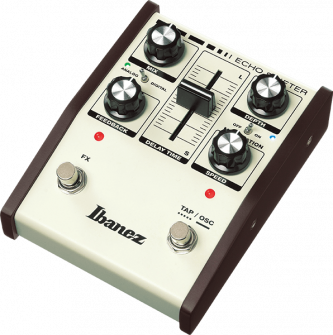 Ibanez ES3 Echo Shifter kitarapedaali.