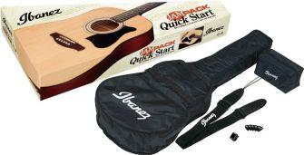 Ibanez Jampack akustinen kitarapaketti.