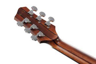 Ibanez PA230E-NSL -kitaran lapa takaa.