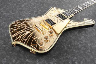 Ibanez PS4CM-kitaran runko.