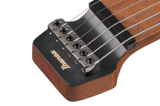 Lavattoman Ibanez Q-kitaran kielilukot.