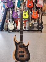 IbanezRGDIX6PB-SKBIron Label kitara DEMO.