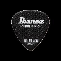 Ibanez Rubber Grip -plektra Extra Heavy BK, 50kpl.