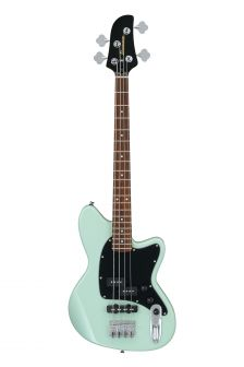 Ibanez TMB30-MGR Talman lyhytskaalainen bassokitara Mint Green -värillä.