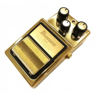 Ibanez TS9 Gold - Limited Edition Tubescreamer