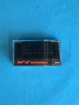 DM PAF 36th ANNIV. HUMB. BLACK METAL COVER