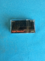 DiMarzio DP100KK Super Distortion Black Cover