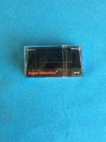 DiMarzio DP100KK Super Distortion Black Cover.