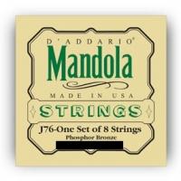 Daddario 014-048 mandola kielisarja