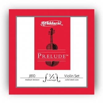 D Addario Prelude 3/4 viulun kielisarja