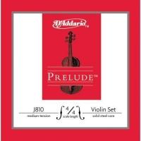 D Addario Prelude 4/4 viulun kielisarja