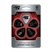 Joe Satriani plektrasetti Chrome Dome