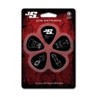 Joe Satriani plektrasetti Thin
