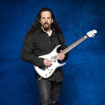 DiMarzio John Petrucci ClipLock sinimusta standardi pituus