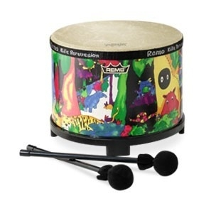 Remo KD-5080-01 Kids Percussion lattiarumpu
