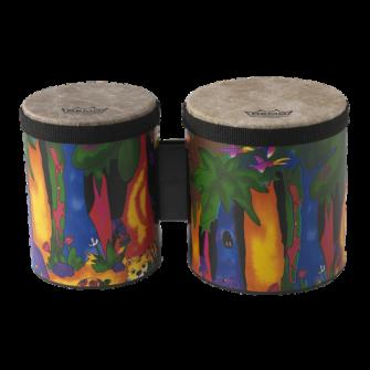 Remo Kids Percussion lasten bongot KD-5400-01