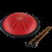 Nino Percussion Mini Melody kielirumpu, punainen NINO980OR.