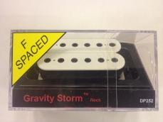 DiMarzio DP252F Gravity Storm kaulamikki valkoinen