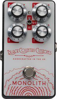 Laney Black Country Customs Monolith -säröpedaali kitaralle.