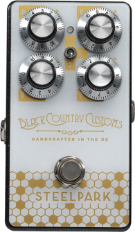 Laney Black Country Customs Steelpark Booster.